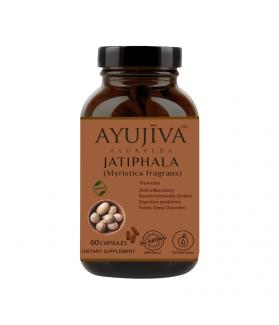 Nutmeg (Jatiphala) -60 Veg Capsules